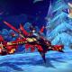 X-LEGEND ENTERTAINMENT、『暁のエピカ -Union Brave-』で空を統べる乗り物「アレス戦闘機」をルーレットに新実装!