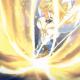 『Fate/Grand Order』の「ラスベガス御前試合ピックアップ2召喚(日替り)」に登場した「★5アルトリア・ペンドラゴン(ルーラー)」らの宝具演出を公開