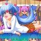スターフィッシュSD、パズルゲーム『もえポン』のiOSアプリ版をリリース…女子高生の形をしたブロックを消す