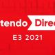 任天堂、「Nintendo Direct | E3 2021」を6月16日 午前1時より配信! 年内に発売予定のSwitchソフトの情報を公開!