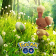 Nianticとポケモン、『ポケモンGO』で春イベントを開催予告! 「メガミミロップ」初登場、花飾りをつけた「ピンプク」「ラッキー」が出現