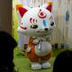【AnimeJapan2019】ニトロプラスブースは『刀剣乱舞-ONLINE-』の展示にファン殺到! 年表や「おっきい こんのすけ」撮影会、フォトスポットが人気に!