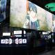 【AnimeJapan2019】アニプレックスブースは巨大パノラマビジョンで人気タイトルを紹介 「ハイフリ」や「ツイステ」「東方CB」など新作スマホゲームも出展