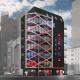 国内初のeスポーツ特化型ホテル「e-ZONe ~電脳空間~」が2020年4月に大阪日本橋に開業