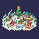 StickyHands、『サクッと ソリティアシティ』に第7の街「クリスマス」が登場! Amazonギフト券が当たるプレゼントキャンペーンも開催