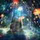 ゲオインタラクティブ、スマホ向けオリジナルRPG『千年少女團~Millennium Sisters~(仮題)』のティザーサイトを公開 企画/原作は広井王子氏