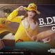 『PUBG MOBILE』で香港発の人気キャラクター「B.Duck」とのコラボスキンが「B.Duckクレート」に新登場