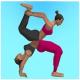 【ハイカジ道】フランスのVoodooが提供する『Couples Yoga』はシュールな組体操?…リワード獲得、ステージスキップのために用意された理にかなった動画広告