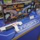 【おもちゃ見本市2017】メガハウス、赤外線レーザーで安全かつ気軽にサバゲ―が楽しめる「レーザークロスシューティング」を出展!