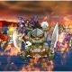 GMOゲームセンター、新作アプリ『チェインヒーローズ』を配信開始! ヒーローの「色」と「数字」をつないでバトルするアクションRPG
