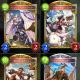 Cygames、『シャドウバース』第18弾カードパックより「パニッシュメントスナイパー」「小槌の勇士・スクナ」など4枚を公開