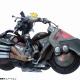 メガハウス、『デジモンテイマーズ』よりベルゼブモンをバイク型マシン「ベヒーモス」にまたがる姿で立体化!