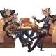 Cygames、『グランブルーファンタジー』でトモイ(榎木淳弥)、エルセム(石井マーク)、ローアイン(白石稔)が登場するイベント「とりまトッポブで。」開催
