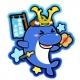 ラクジン、『戦国パズル!!あにまる大合戦』で神戸市立須磨海浜水族園とのコラボイベントを開催 水族園を訪問すると「武者スマッピー」が手に入る