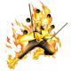 バンナム、『NARUTO X BORUTO 忍者BORUTAGE』で、ナルト(六道仙人モード)とサスケ(輪廻写輪眼)が新登場!!