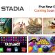 Google、ゲームストリーミングサービス『Stadia』に近日5タイトル追加 『パンツァードラグーン』リメイクや『シリアスサム』など