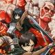 コアエッジ、『アルテイルクロニクル』がTVアニメ「進撃の巨人」とのコラボを12月26日より実施!