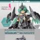 コトブキヤ、『FAガール』より「ハンドスケール スティレット XF-3Low Visibility Ver.」を21年4月に発売
