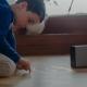 ソニーモバイル、映像にタッチ操作を加えるポータブルプロジェクター「Xperia Touch」を発表