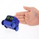 タカラトミー、手のひらサイズのキューブ型ロボット「ハロー!QB」を発売決定 装甲騎兵ボトムズとコラボ キリコ・キュービィーが商品を紹介!