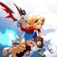 DMMゲームズ、新作アプリ『精霊の翼』iOS版を正式サービス開始! 韓国で人気を博したシューティングとカードRPGが融合したアプリ
