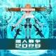 Donuts、新作フル3Dガンシューティング『無人戦争2099』のティザーサイトを公開! 「サイコパス」の脚本などの深見真氏がシナリオを担当