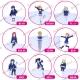 KADOKAWA、『ラブライブ!』のキャラクターをコップのふちに飾れる「PUTITTO series ラブライブ!」を来年2月に発売