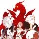 TVアニメ「神撃のバハムート VIRGIN SOUL」上映会&声優陣トークショウが仙台アニメフェスで開催決定!