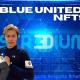 Blue United、同社保有のeスポーツチーム『Blue United eFC』のNFTを発⾏