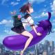 usaya、新作アプリ『私、茄子で飛びます。』『私、猫で飛びます。』を配信開始