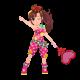 アエリア、『スマッシュ☆テニス ラブショット!!』でかわいいお菓子がモチーフのバレンタイン衣装が入荷