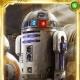 KONAMI、『スター・ウォーズ フォース コレクション』で「Star Wars Day(5月4日)」を祝いキャンペーンを開催 「R2-D2」を全員にプレゼント
