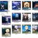 ハクバ写真産業、アニメ『活撃 刀剣乱舞』のキャラを印刷したマイクロファイバーミニタオル12製品を11月中旬より発売