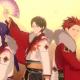 Happy Elements、『あんさんぶるスターズ!!Music』で「紅月」の「百花繚乱、紅月夜」ゲームサイズフルver.を公開!