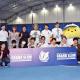 【イベント】コロプラがリアル大会「白猫テニス グランドスラム 3周年オープン」を開催! 鰤鰤選手が大会二連覇を果たす