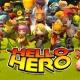 """ゲームオン、100万DL間近!『HELLO HERO』の90万DL突破を記念して「カラット」""""50個""""プレゼント"""