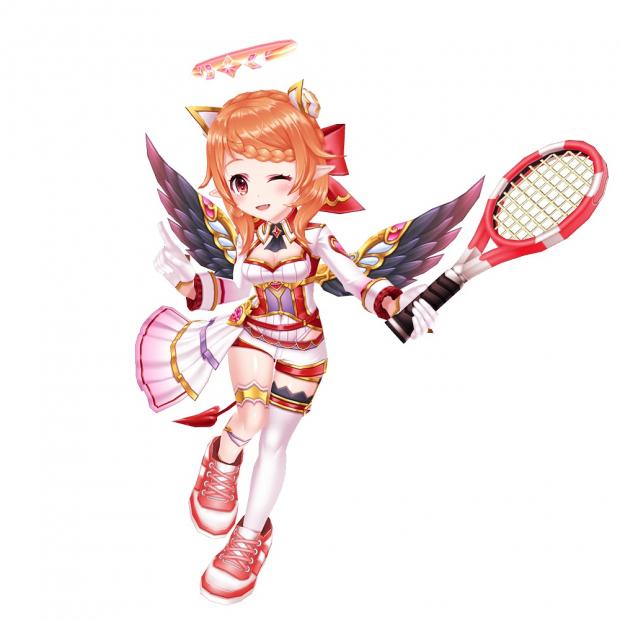 シルヴィア 白 猫 テニス