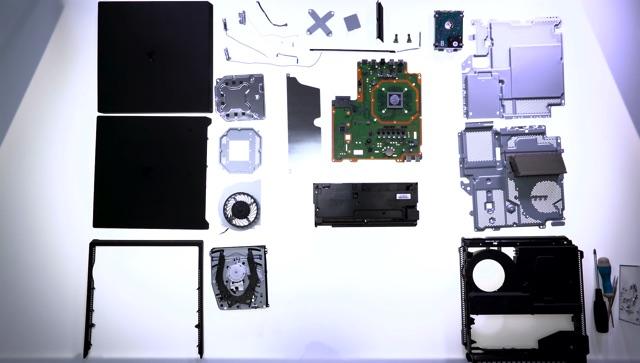 PS4Proの分解ムービーが、ソニーのYouTube公式チャンネルで公開に ...