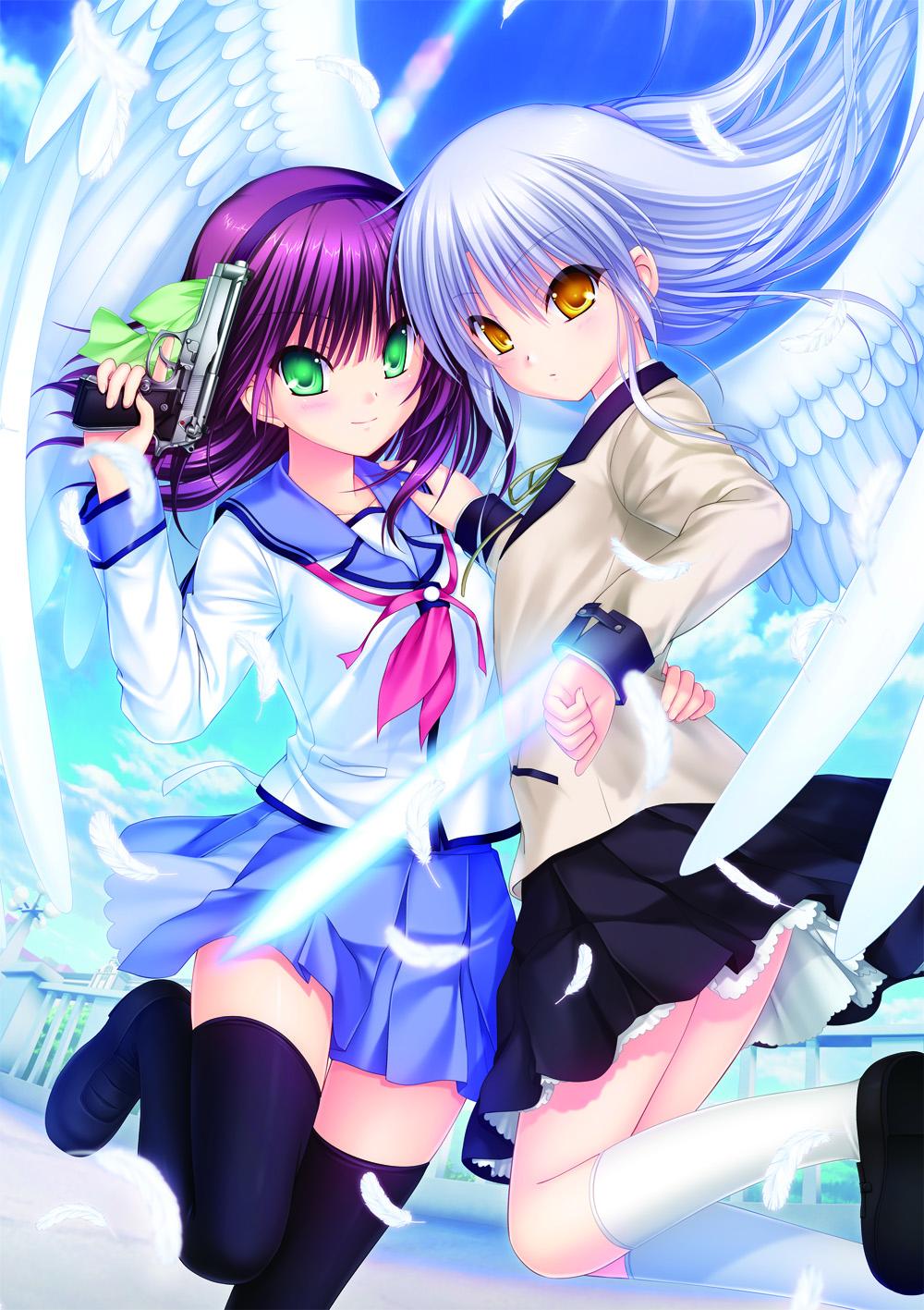 ビジュアルアーツ、『Angel Beat...