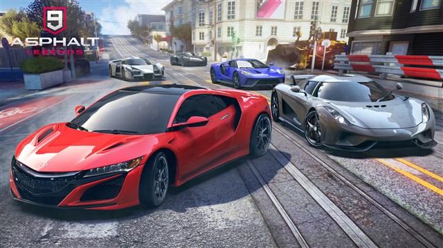 ゲームロフト、『アスファルト9:Legends』がMacOS Catalinaでもプレイ可能に
