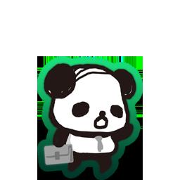 ラクジン 戦国パズル あにまる大合戦 で おじさんなパンダ おじぱん とのコラボイベントを開催 Social Game Info