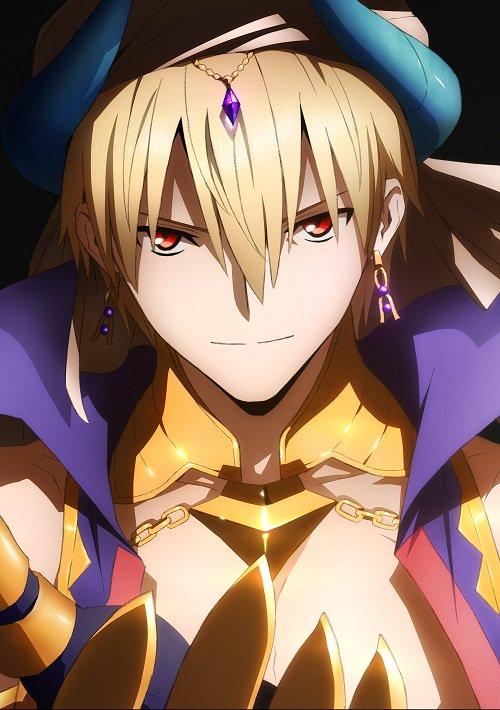 TVアニメ『Fate/Grand Order ,絶対魔獣戦線バビロニア,』の