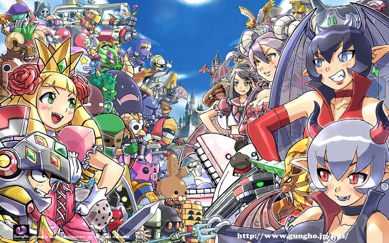 ガンホー ケリ姫スイーツ が11月で2周年 アニバーサリー月間 など記念イベント多数開催 キービジュアルも一新して怒涛の新展開へ Social Game Info