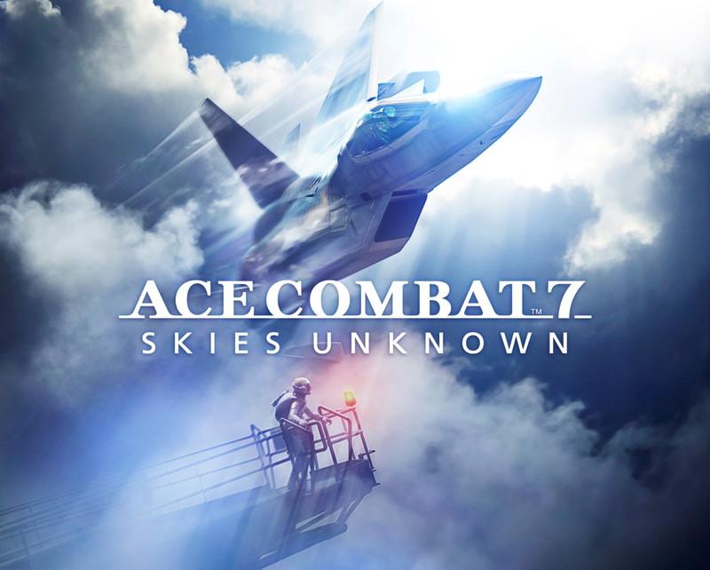 バンナム、『ACE COMBAT7: SKIES UNKNOWN』でシリーズ25周年無料アップデート! オリジナルLINEスタンプも登場! |  Social Game Info