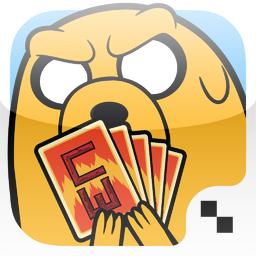 米app Storeランキング 2 22 人気海外アニメ アドベンチャー タイム のアプリが大ヒット 英語版 ブレイブ フロンティア も上位定着 Social Game Info