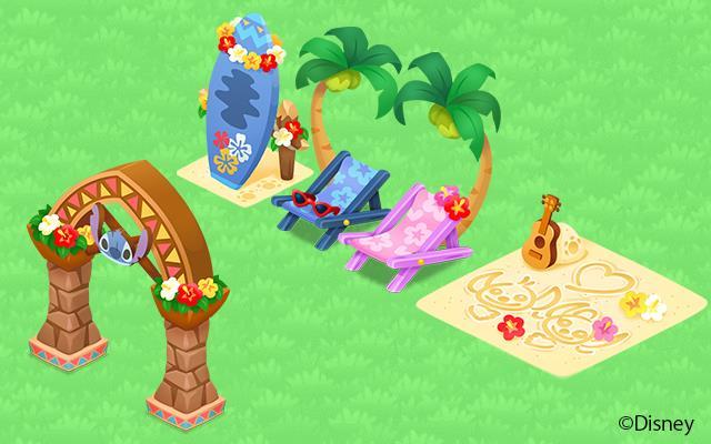 ディズニー マジックキャッスル ドリーム・アイランド、マーベラス、Google Play、App Storeに関するスマホアプリ&ソーシャルゲームキャンペーン記事マーベラス、『ディズニー マジックキャッスル ドリーム・アイランド』で期間限定イベント「スティッチの OHANA とオハナ!」を開催