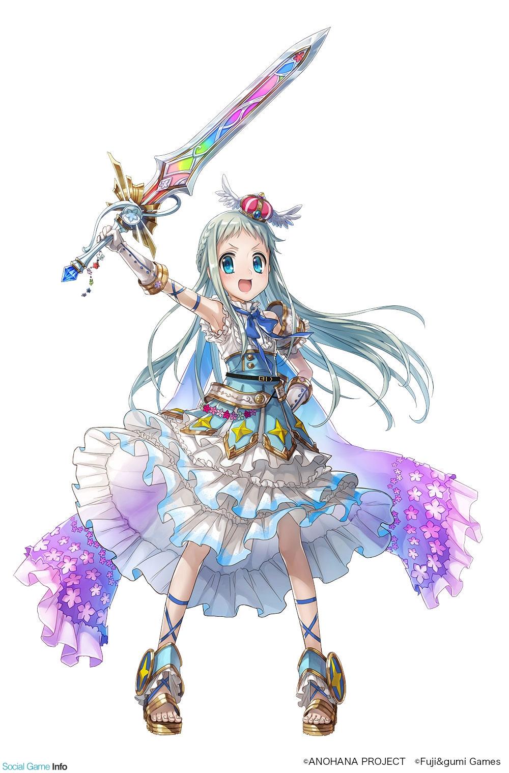Gumi ファントム オブ キル がアニメ あの日見た花の名前を僕達はまだ知らない とのコラボイベントを復刻開催 Social Game Info
