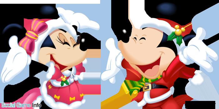 マーベラス ディズニー マジックキャッスル ドリーム アイランド でクリスマスがテーマのイベント ミッキーと聖なる鐘がひびくとき を開催 Social Game Info