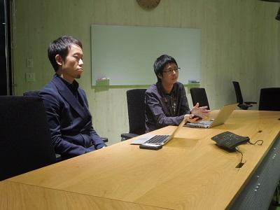 ポケラボ 前田悠太氏と佐々木俊介氏