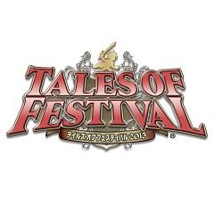 「テイルズ オブ フェスティバル 2013」ロゴ